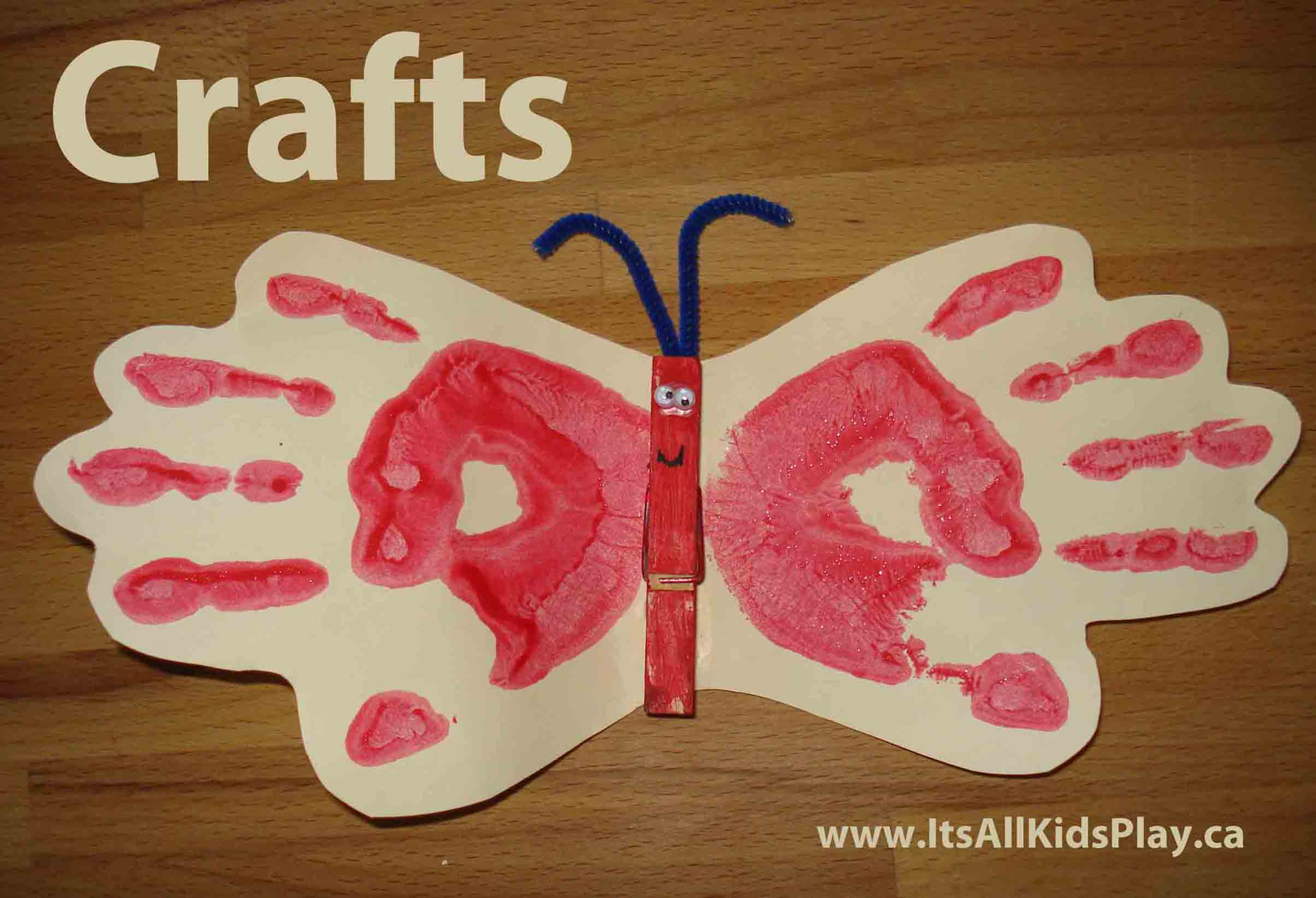 Craft Projects It S All Kid S Play