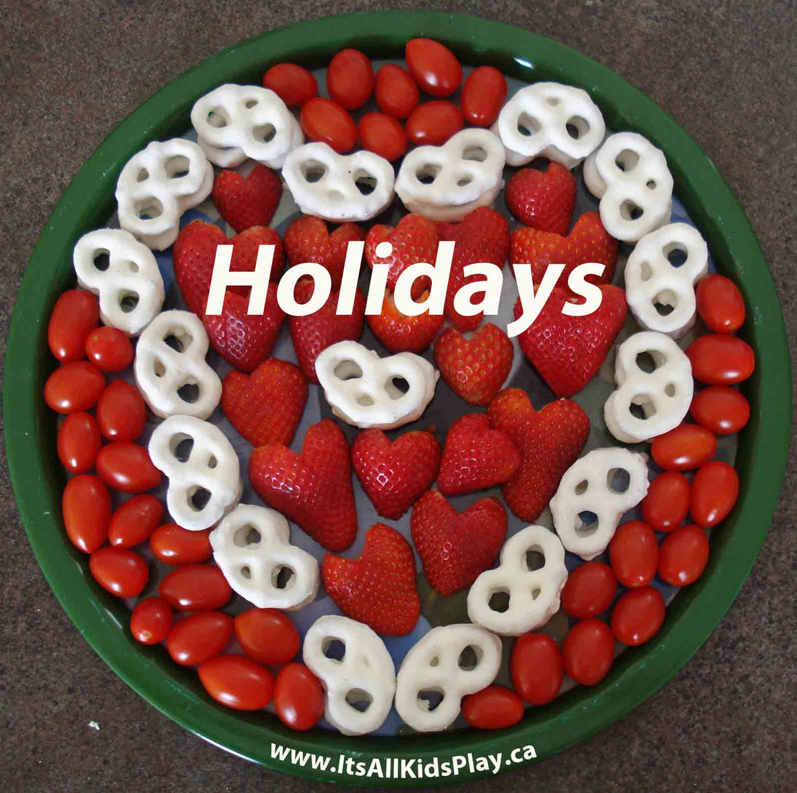 Kids holiday activities and crafts