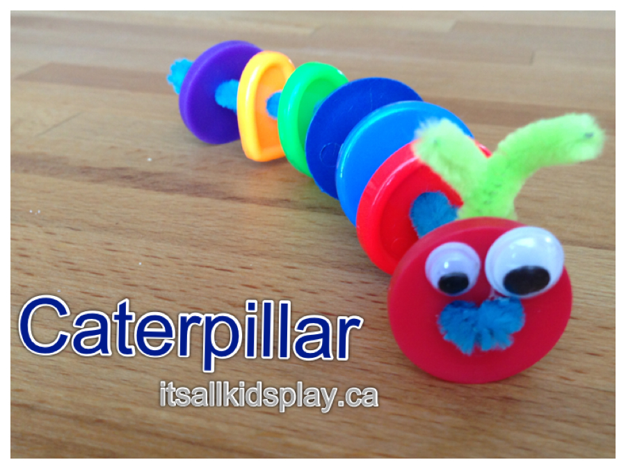 Caterpillar craft